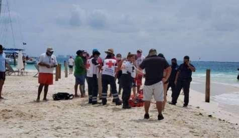 Un niño de diez años murió ahogado en Isla Mujeres